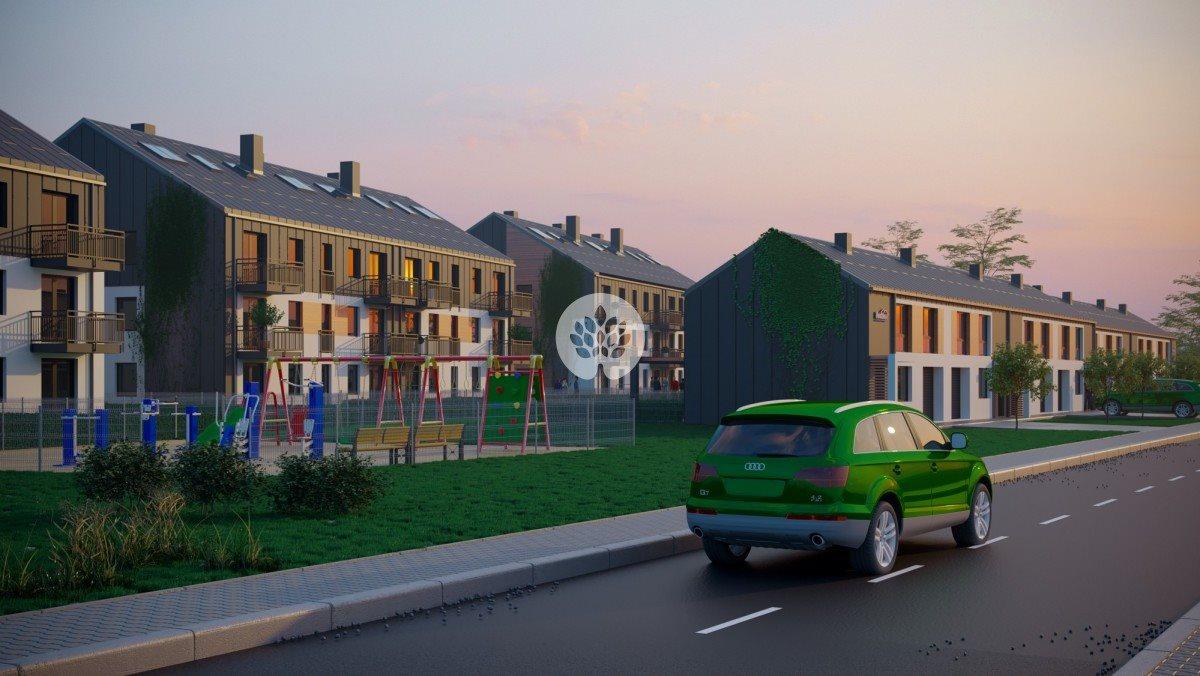 Mieszkanie czteropokojowe  na sprzedaż Niemcz, Olszynki  80m2 Foto 6