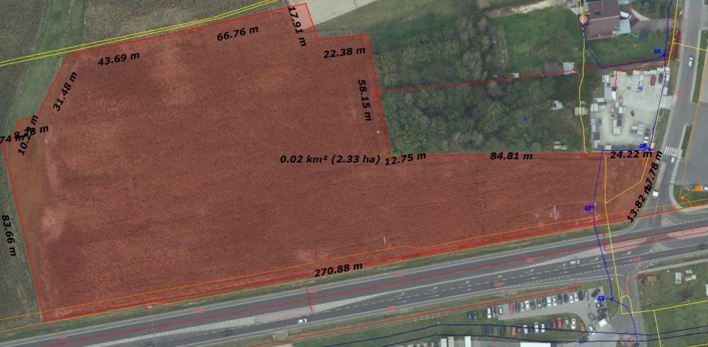 Działka budowlana na sprzedaż Rzeszów  23387m2 Foto 7