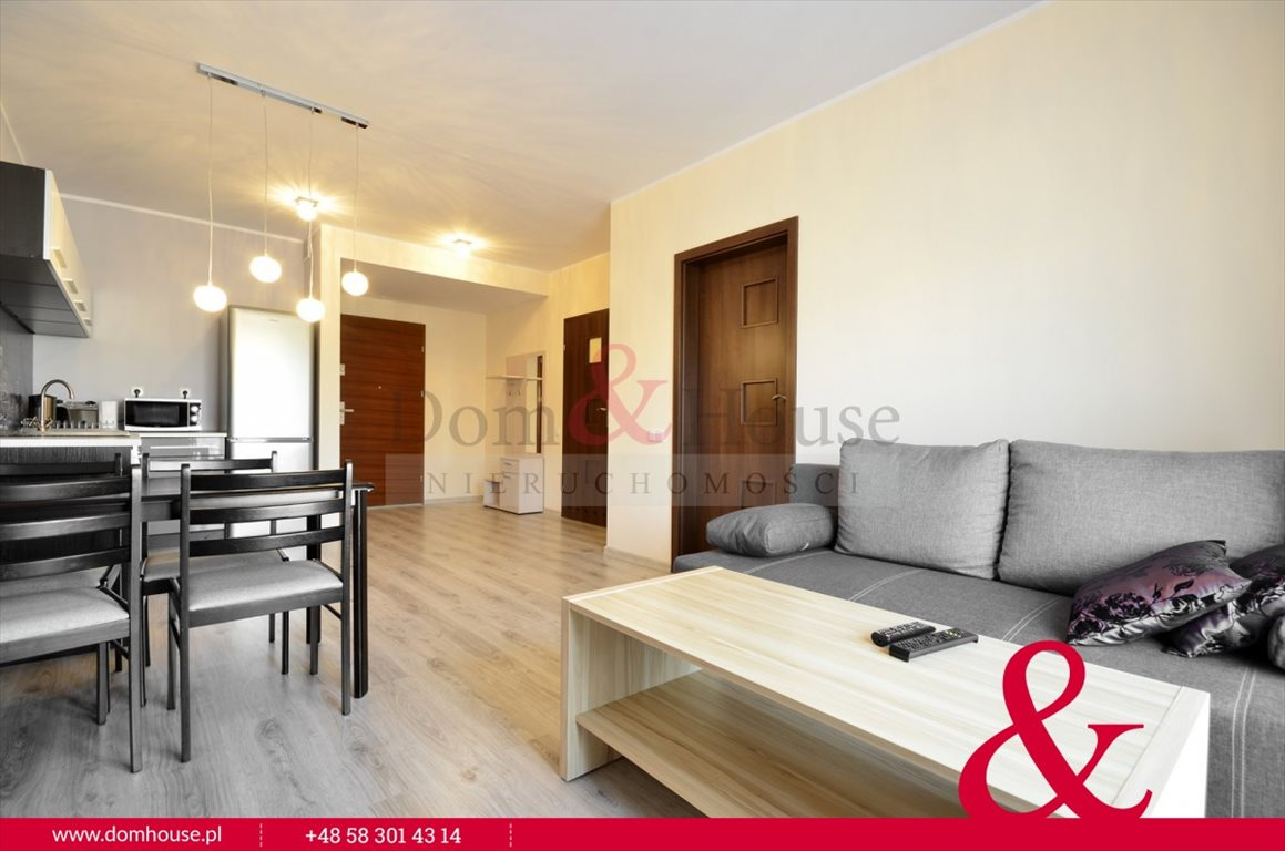 Mieszkanie dwupokojowe na sprzedaż Gdańsk, Śródmieście, Szafarnia  39m2 Foto 5