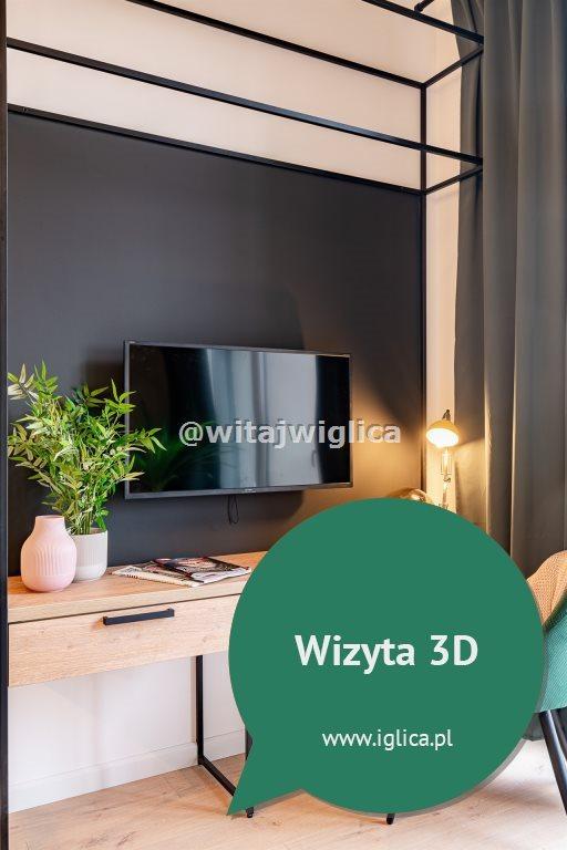 Mieszkanie dwupokojowe na sprzedaż Wrocław, Fabryczna, Strachowice, Władysława Zarembowicza  23m2 Foto 3