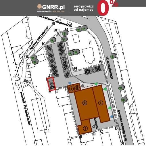 Lokal użytkowy na wynajem Gdańsk, Oliwa, Droszyńskiego  7m2 Foto 5