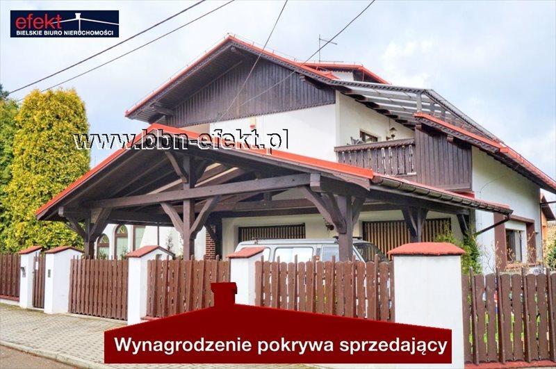 Dom na sprzedaż Bielsko-Biała, Aleksandrowice  350m2 Foto 1