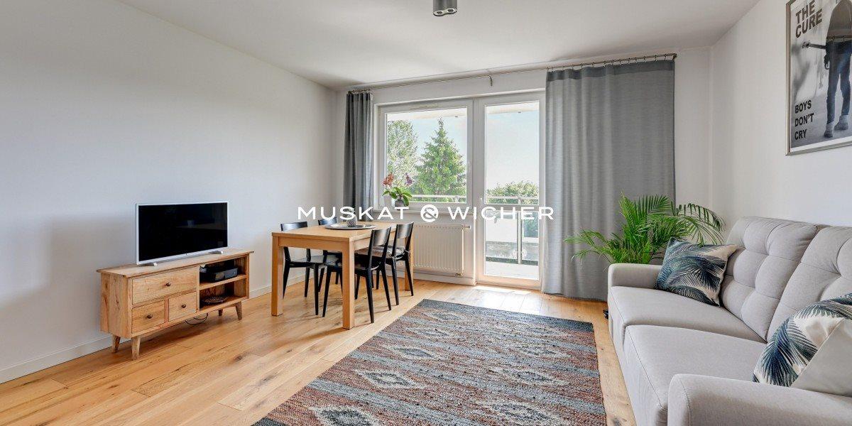 Mieszkanie trzypokojowe na sprzedaż Gdańsk, Morena, Magellana  58m2 Foto 5