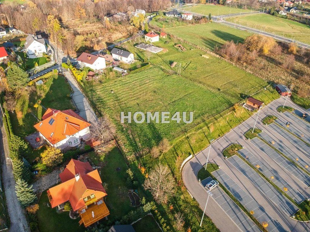 Działka budowlana na sprzedaż Bielsko-Biała, Kamienica  3877m2 Foto 3