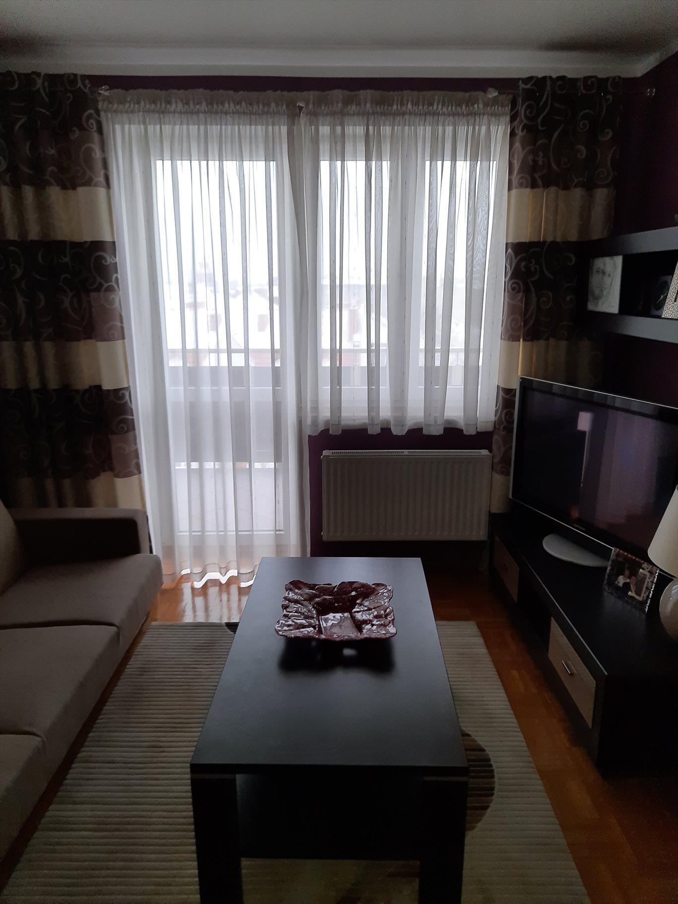 Mieszkanie dwupokojowe na sprzedaż Toruń, Bydgoskie Przedmieście, Zygmunta Krasińskiego 36A  49m2 Foto 2