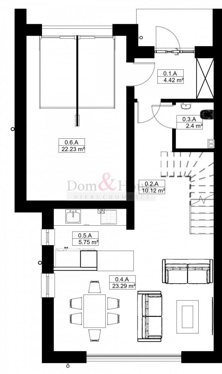 Dom na sprzedaż Kartuzy, Klonowa  128m2 Foto 4