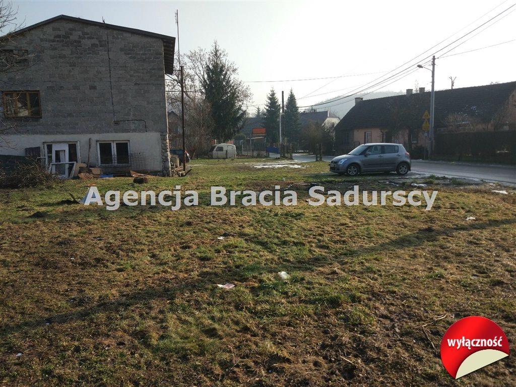 Działka budowlana na sprzedaż Kraków, Dębniki, Tyniec, Benedyktyńska  1269m2 Foto 1