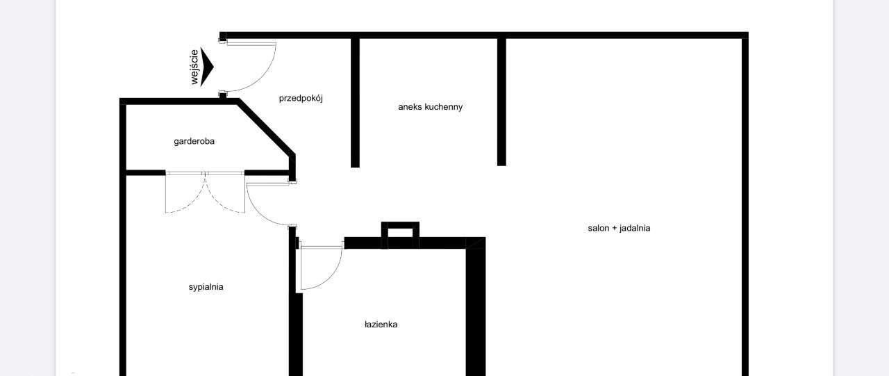 Mieszkanie dwupokojowe na sprzedaż Warszawa, Mokotów, Orzycka 16  45m2 Foto 11
