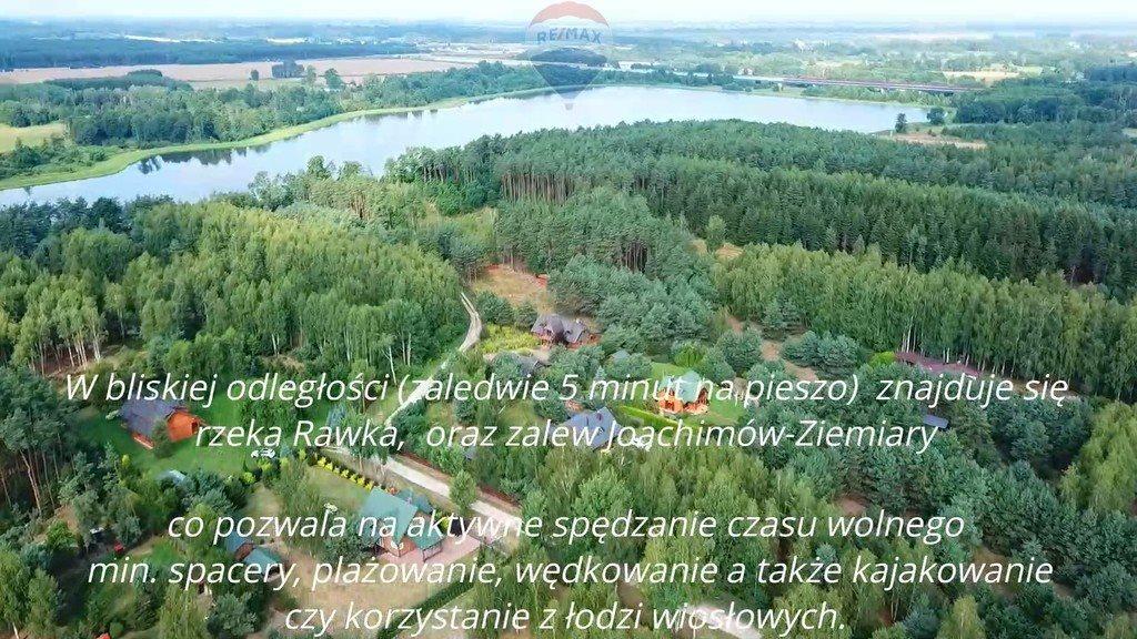 Działka budowlana na sprzedaż Joachimów-Mogiły, Leśna  4752m2 Foto 5