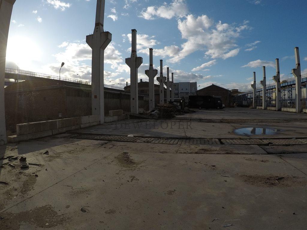 Działka przemysłowo-handlowa pod dzierżawę Katowice, Zawodzie  970m2 Foto 4