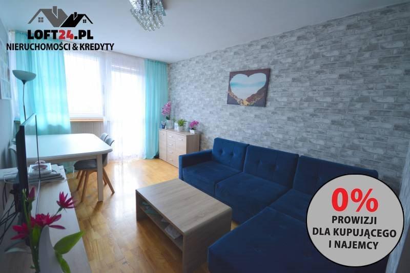 Mieszkanie trzypokojowe na sprzedaż Lubin, Przylesie, Orla  55m2 Foto 1