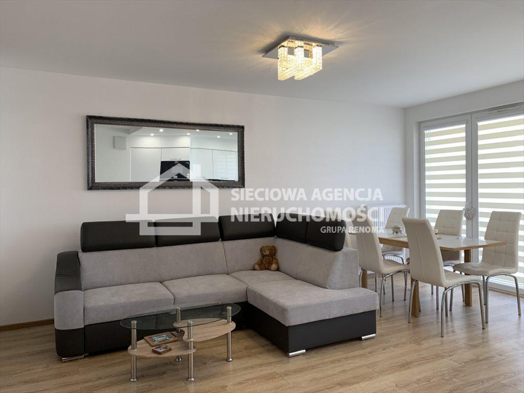 Mieszkanie trzypokojowe na sprzedaż Gdynia, Chwarzno-Wiczlino, gen. Mariusza Zaruskiego  68m2 Foto 3