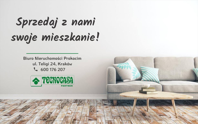 Mieszkanie trzypokojowe na sprzedaż Kraków, Bieżanów-Prokocim, Prokocim, Teligi  68m2 Foto 13