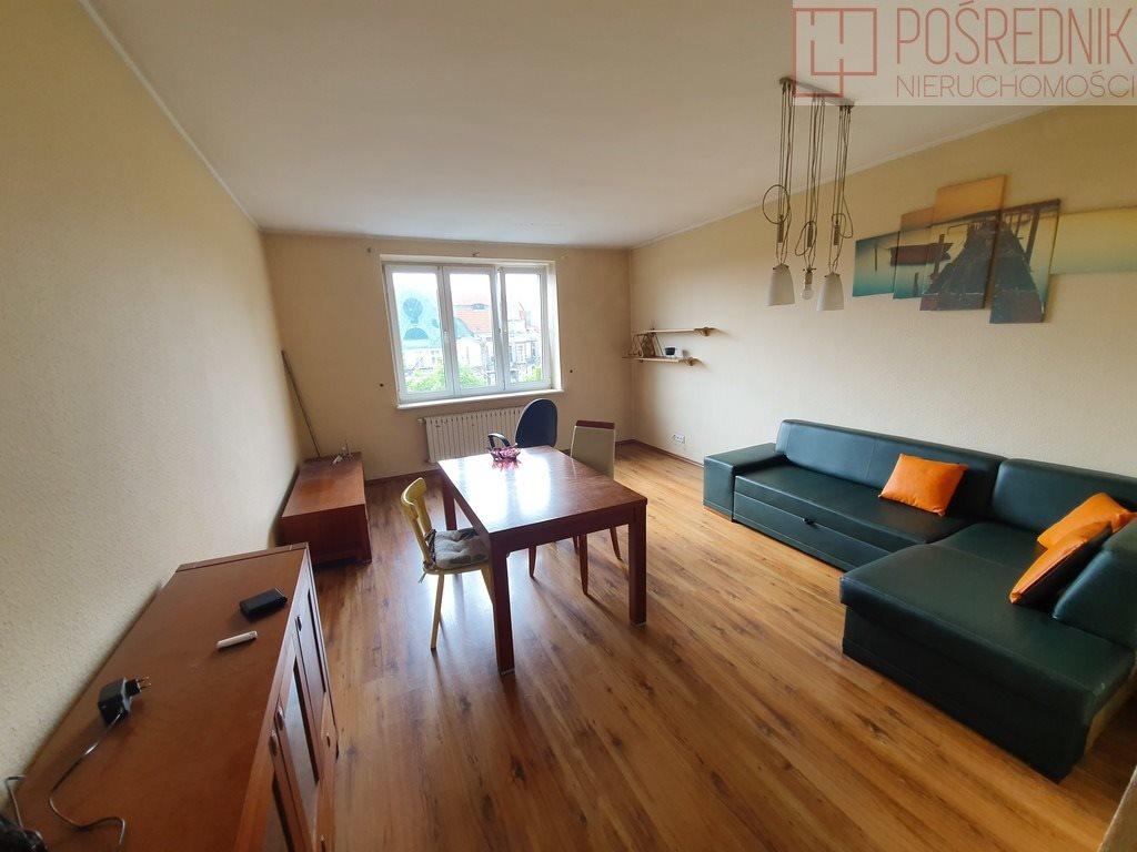 Mieszkanie trzypokojowe na sprzedaż Szczecin, Śródmieście, al. Piastów  84m2 Foto 1