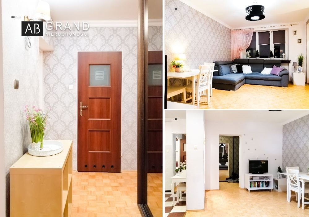 Mieszkanie trzypokojowe na sprzedaż Białystok, Nowe Miasto, Pogodna  55m2 Foto 1