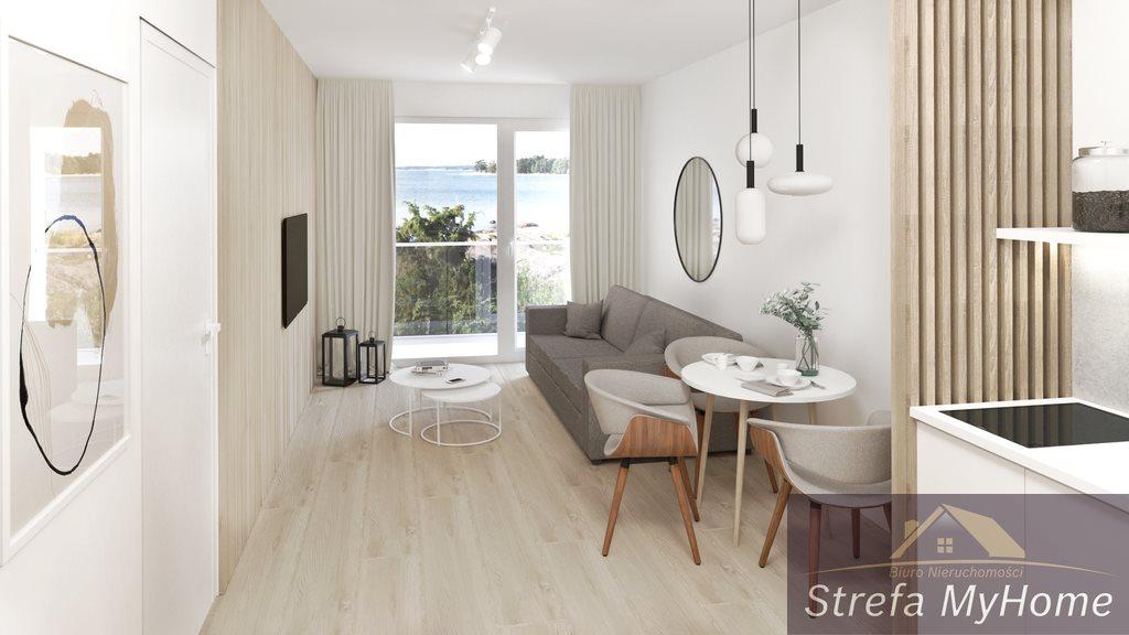 Mieszkanie dwupokojowe na sprzedaż Pobierowo  39m2 Foto 3