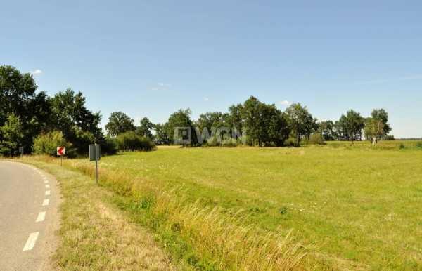 Działka rolna na sprzedaż Piersna, Piersna  8739m2 Foto 1
