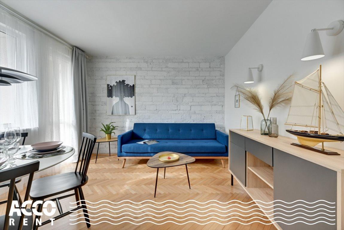 Mieszkanie dwupokojowe na wynajem Gdynia, Śródmieście, Hieronima Derdowskiego  38m2 Foto 2