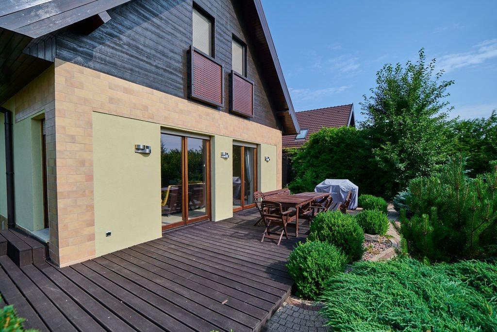 Dom na sprzedaż Wrocław, Jagodno, Jagodno, Buforowa  227m2 Foto 12