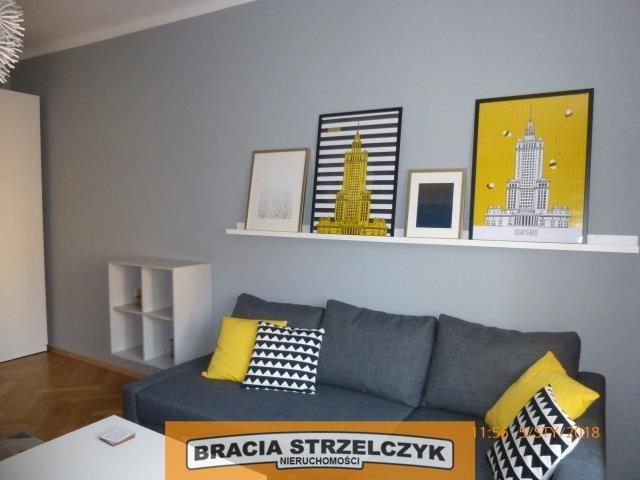 Mieszkanie dwupokojowe na wynajem Warszawa, Śródmieście, Ludwika Waryńskiego  41m2 Foto 12