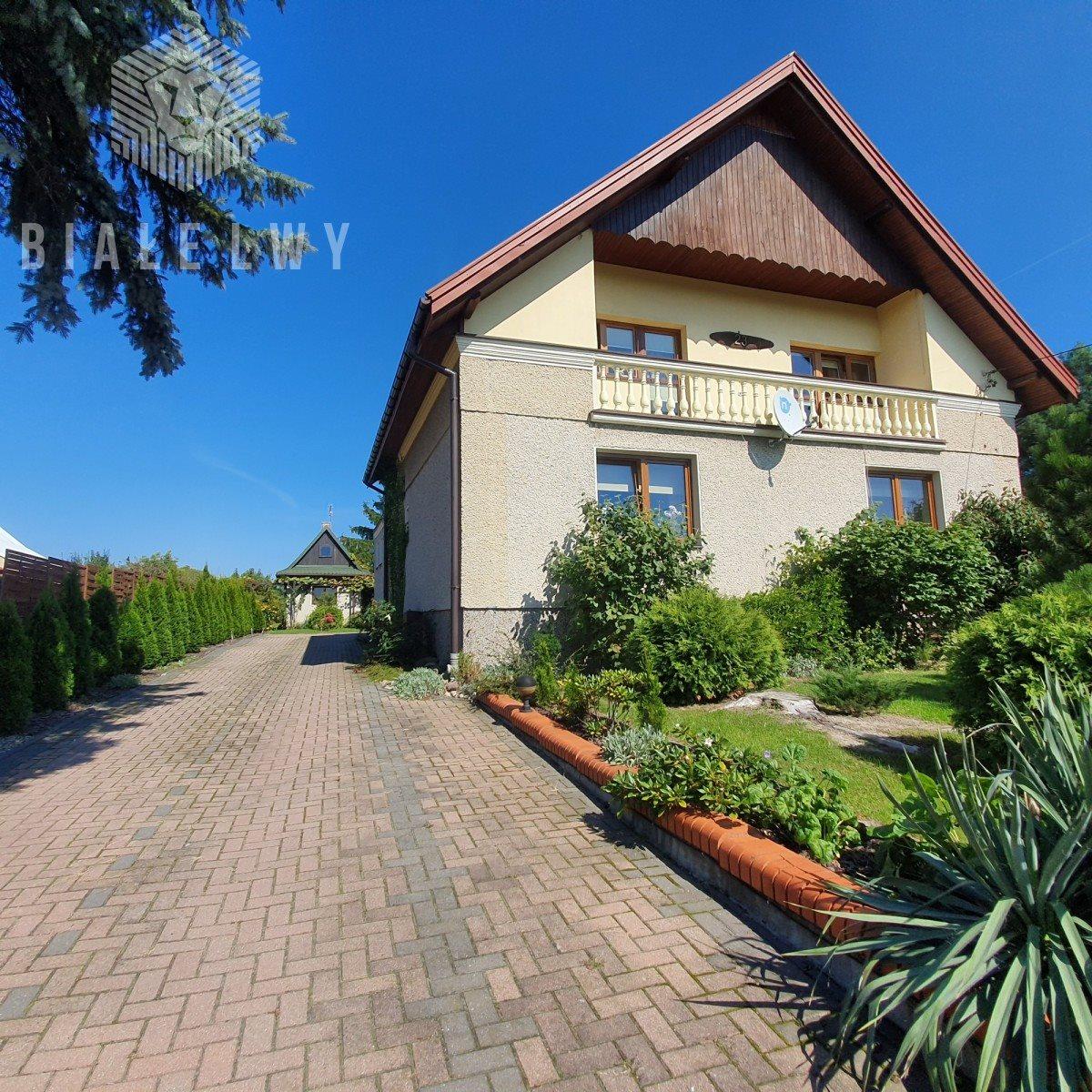 Dom na sprzedaż Wola Worowska  200m2 Foto 1