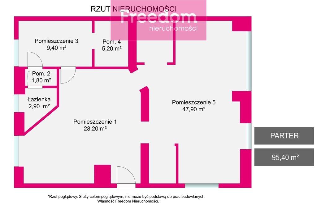 Lokal użytkowy na wynajem Katowice, Śródmieście, Andrzeja  95m2 Foto 2