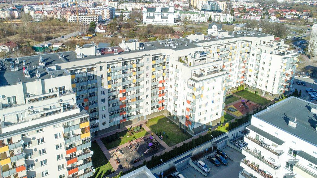 Mieszkanie dwupokojowe na sprzedaż Białystok, Wysoki Stoczek, al. Aleja Jana Pawła II  34m2 Foto 13