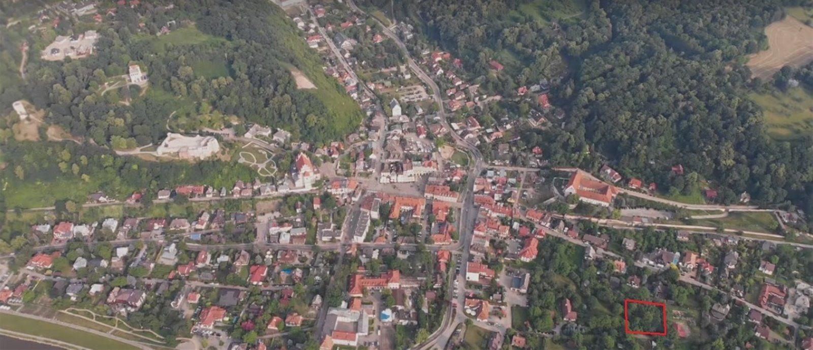 Działka budowlana na sprzedaż Kazimierz Dolny  1731m2 Foto 2