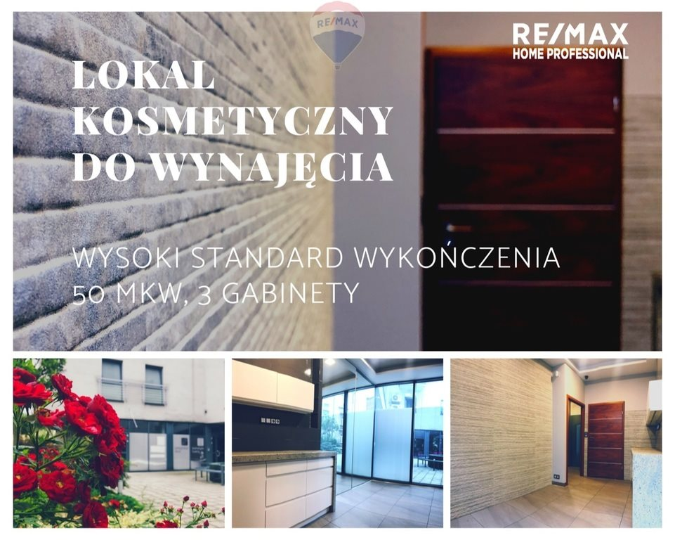 Lokal użytkowy na wynajem Bielsko-Biała, Stefana Batorego  50m2 Foto 1