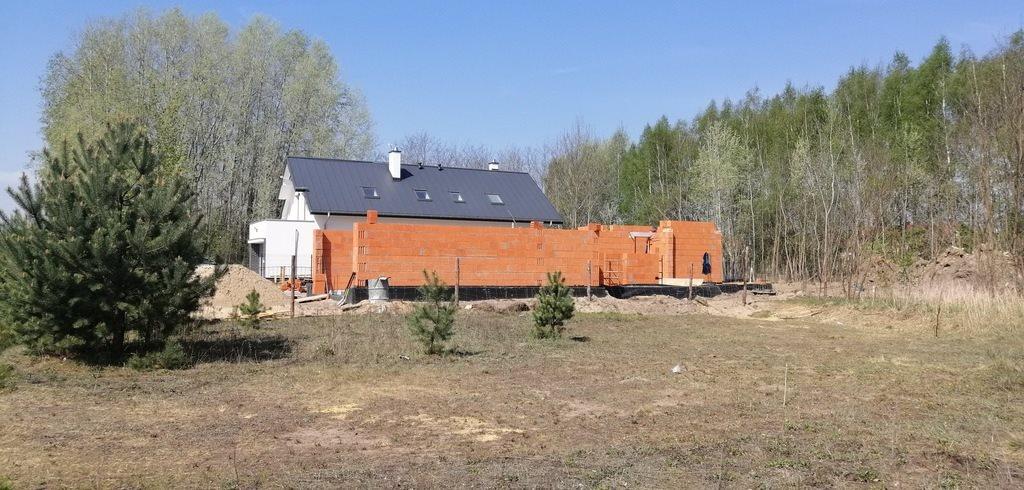 Działka budowlana na sprzedaż Koczargi Stare, Akacjowa  1240m2 Foto 9