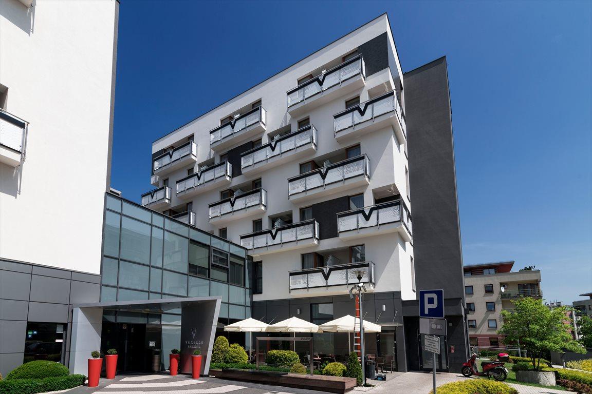 Mieszkanie dwupokojowe na wynajem Kraków, Kraków-Podgórze, Bobrzyńskiego 33  60m2 Foto 2