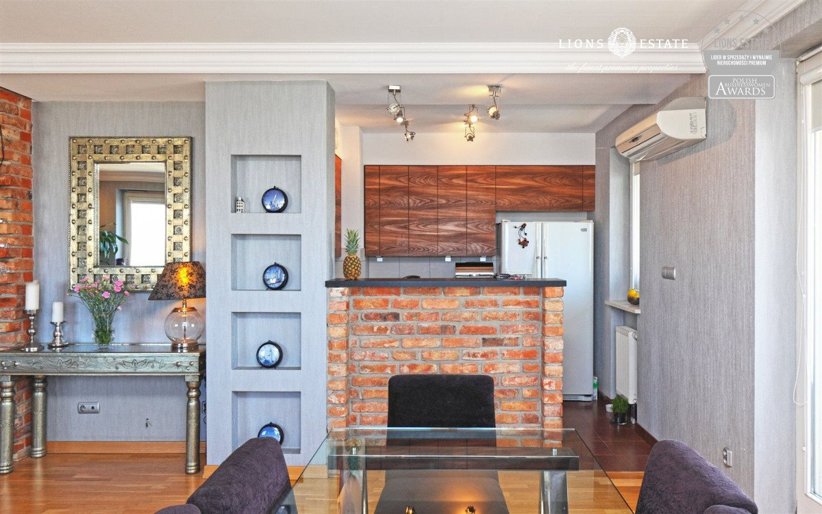Mieszkanie trzypokojowe na sprzedaż Warszawa, Śródmieście Mirów, Sienna  96m2 Foto 5