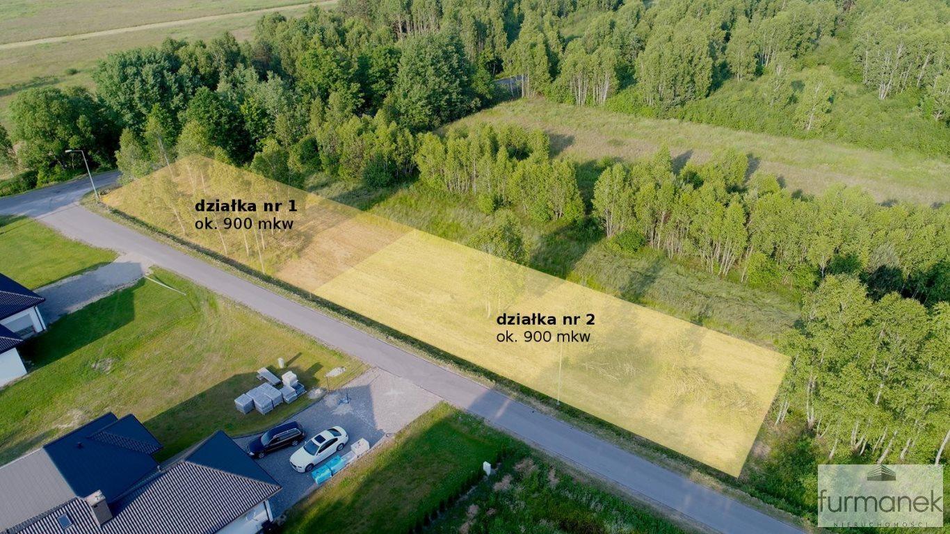 Działka inna na sprzedaż Ruda-Zagrody  900m2 Foto 10