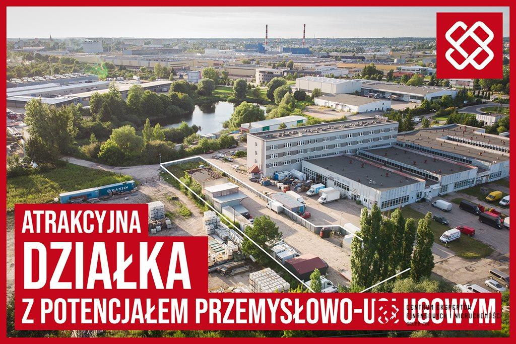 Działka komercyjna na sprzedaż Olsztyn, Aleja Piłsudskiego 76c  2014m2 Foto 1