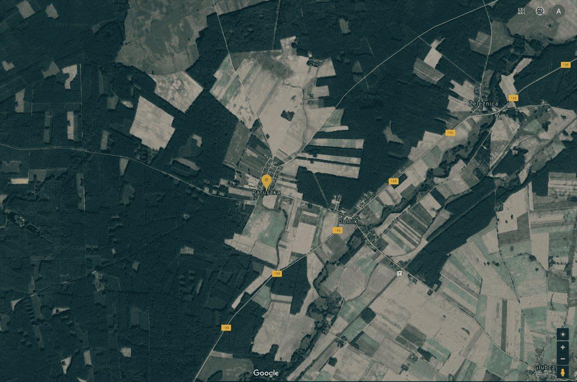Działka budowlana na sprzedaż Paruszka  3500m2 Foto 2