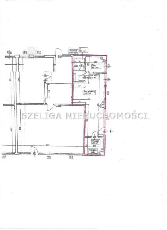 Lokal użytkowy na sprzedaż Gliwice, Sikornik, SIKORNIK, WITRYNA  38m2 Foto 1