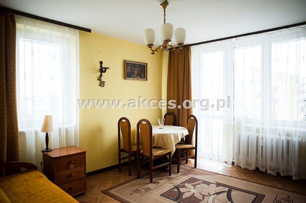 Mieszkanie trzypokojowe na sprzedaż Warszawa, Mokotów, Dolny Mokotów  47m2 Foto 1