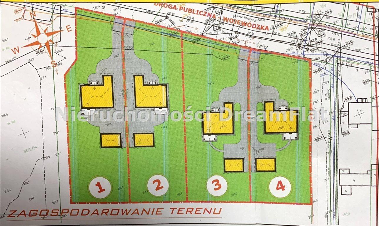 Działka budowlana na sprzedaż Końskie, Modliszewice  2300m2 Foto 9