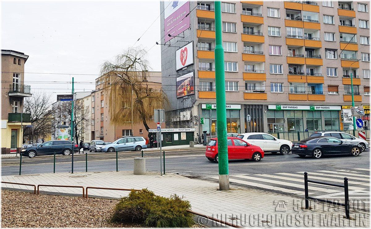 Kawalerka na sprzedaż Poznań, Grunwald, Łazarz, Załęże  28m2 Foto 3