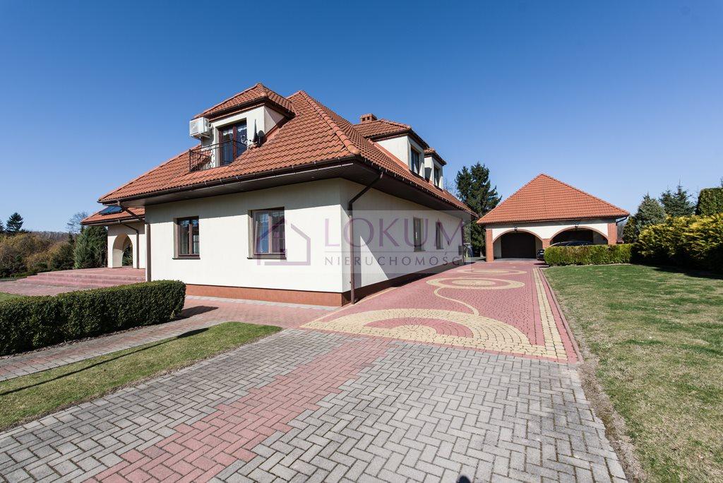 Luksusowy dom na sprzedaż Motycz  400m2 Foto 2