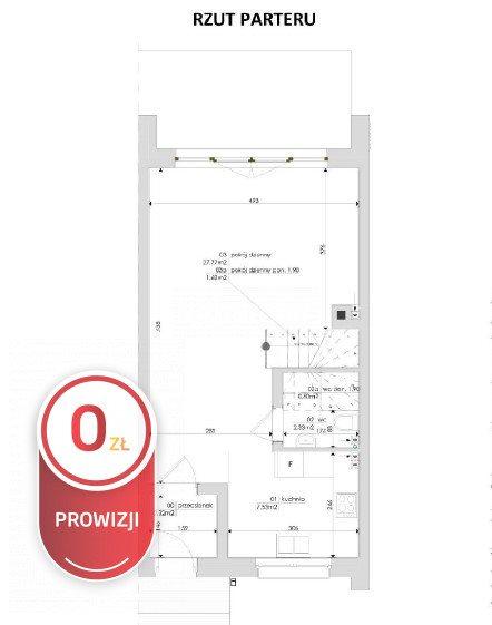 Dom na sprzedaż Poznań, Szczepankowo  84m2 Foto 4