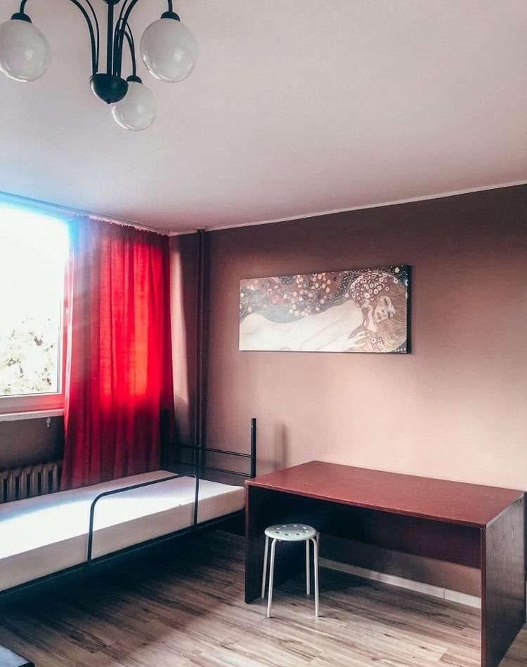 Mieszkanie czteropokojowe  na wynajem Wrocław, Krzyki, Oficerska  75m2 Foto 3