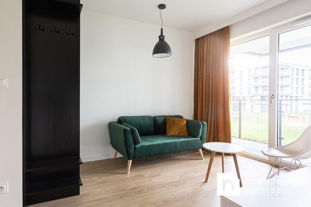 Mieszkanie dwupokojowe na wynajem Poznań, Dolna Wilda, Dolna Wilda, Droga Dębińska  35m2 Foto 5