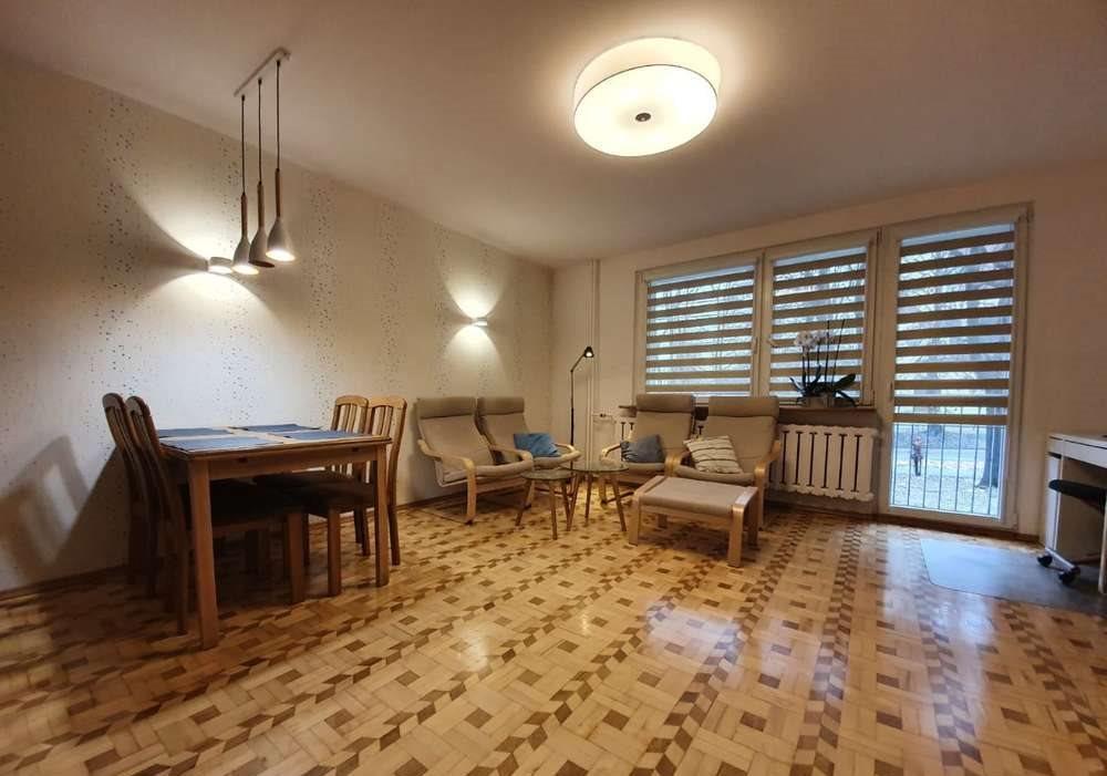 Mieszkanie trzypokojowe na sprzedaż Katowice, Józefowiec  74m2 Foto 1