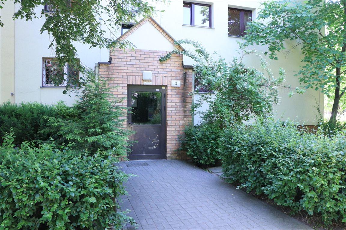 Mieszkanie trzypokojowe na sprzedaż Warszawa, Mokotów, Sadyba, Przy Bernardyńskiej Wodzie  75m2 Foto 14