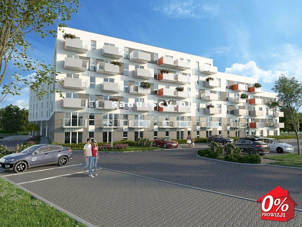 Mieszkanie trzypokojowe na sprzedaż Kraków, Prądnik Biały, Prądnik Biały, Kazimierza Wyki - okolice  51m2 Foto 1