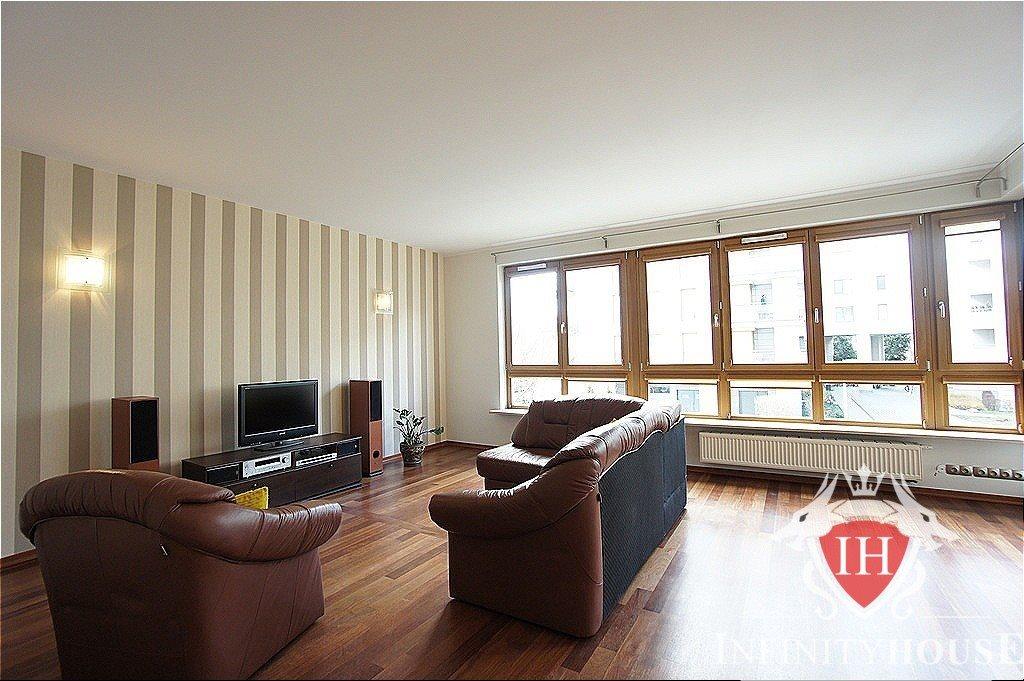 Mieszkanie trzypokojowe na sprzedaż Warszawa, Mokotów, Obrzeżna  103m2 Foto 1