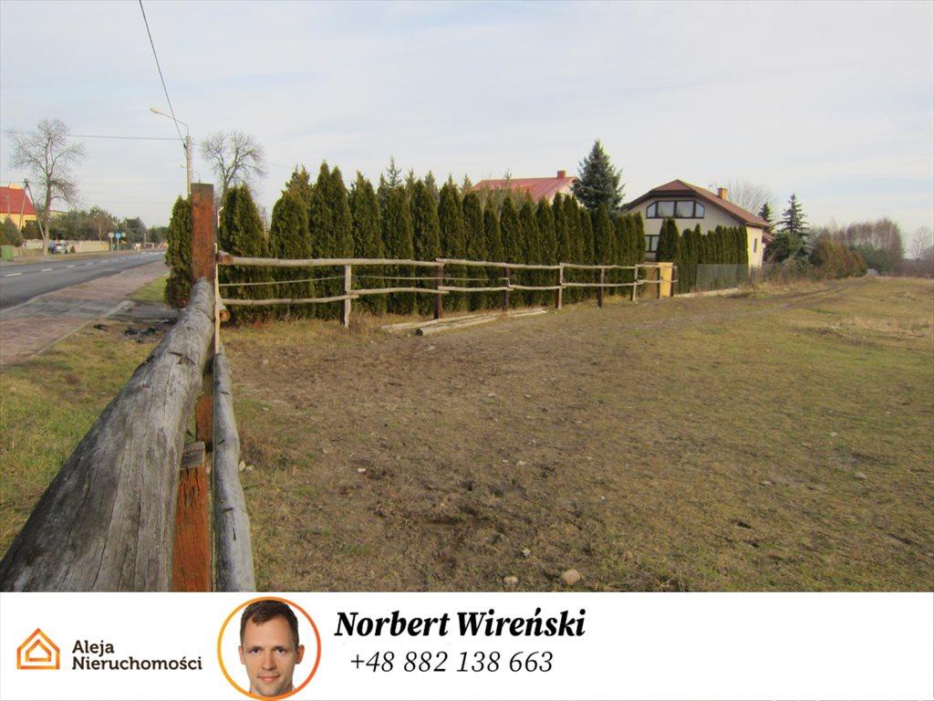 Działka budowlana na sprzedaż Kłomnice  2476m2 Foto 1