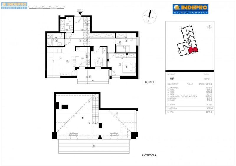 Mieszkanie czteropokojowe  na sprzedaż Rzeszów, Przybyszówka  125m2 Foto 7