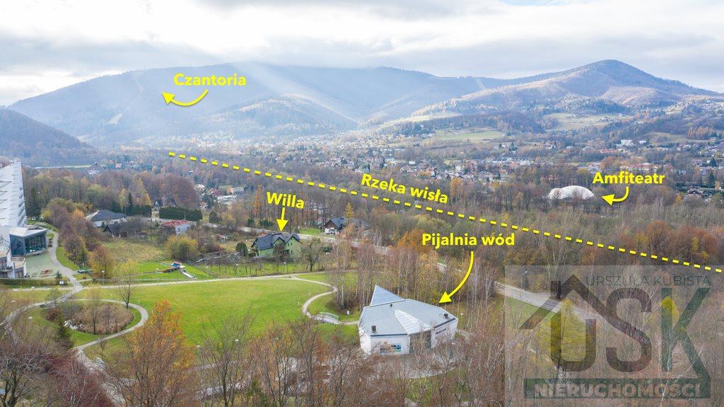 Lokal użytkowy na sprzedaż Ustroń  350m2 Foto 1